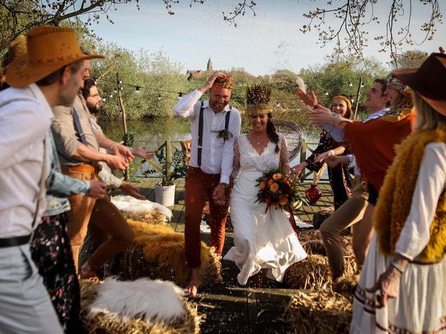 Le mariage de Cezar et Coralie à Lille, Nord 21