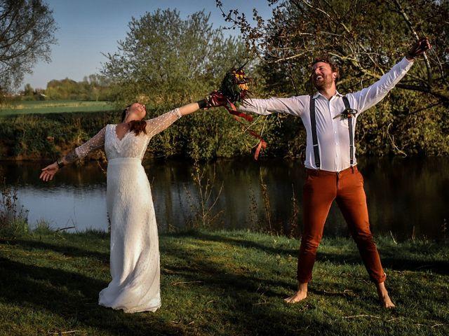Le mariage de Cezar et Coralie à Lille, Nord 24