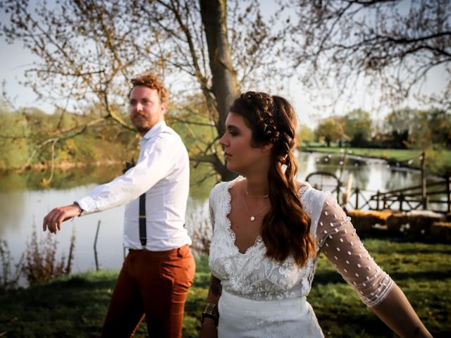 Le mariage de Cezar et Coralie à Lille, Nord 25