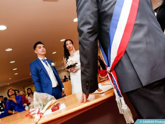 Le mariage de Fréderic et Mélanie à Vauréal, Val-d'Oise 13