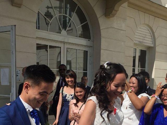 Le mariage de Fréderic et Mélanie à Vauréal, Val-d'Oise 19