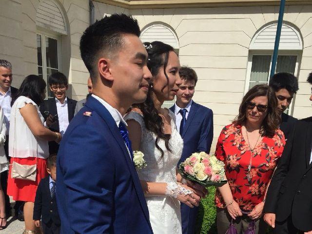 Le mariage de Fréderic et Mélanie à Vauréal, Val-d'Oise 20