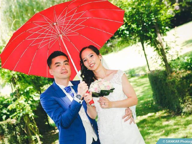 Le mariage de Fréderic et Mélanie à Vauréal, Val-d'Oise 30