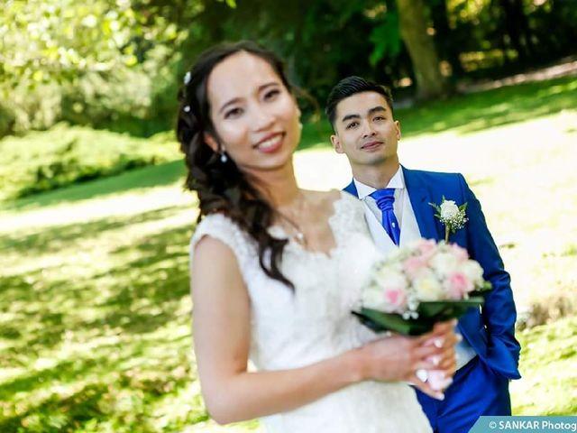 Le mariage de Fréderic et Mélanie à Vauréal, Val-d'Oise 31