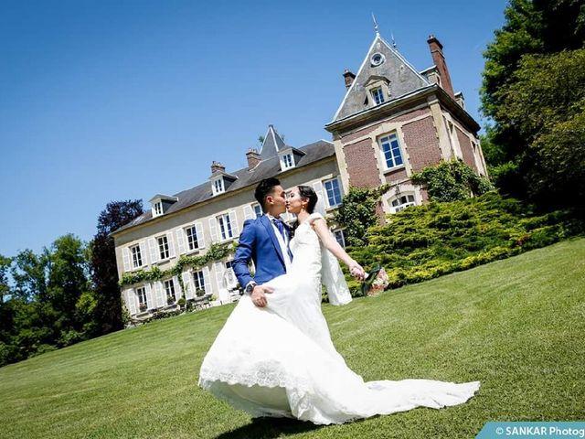 Le mariage de Fréderic et Mélanie à Vauréal, Val-d'Oise 33