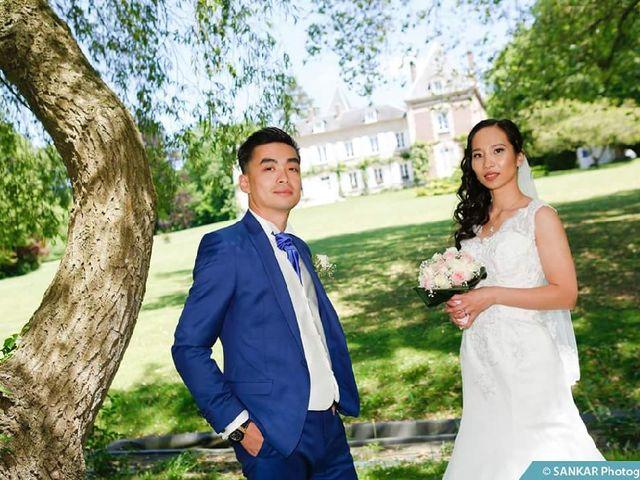 Le mariage de Fréderic et Mélanie à Vauréal, Val-d'Oise 35