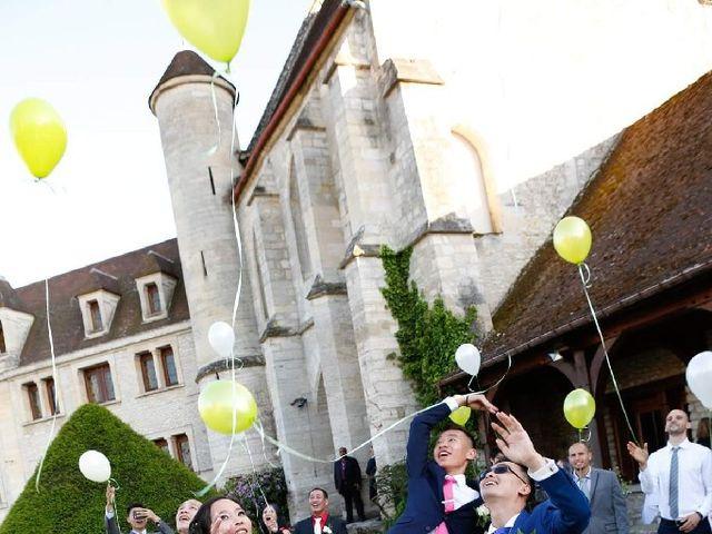Le mariage de Fréderic et Mélanie à Vauréal, Val-d'Oise 40