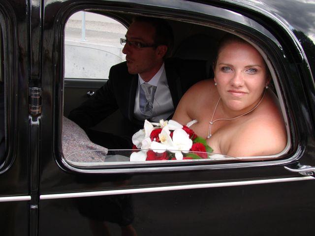 Le mariage de Emilie et Thomas à Lons-le-Saunier, Jura 1