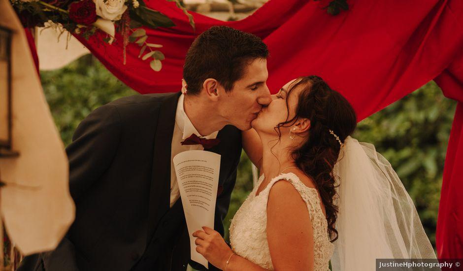 Le mariage de Benjamin et Corinna à Chauvigné, Ille et Vilaine