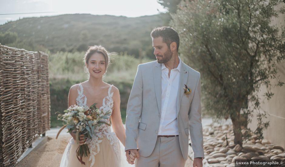 Le mariage de Michaël et Laetitia à Eyguières, Bouches-du-Rhône