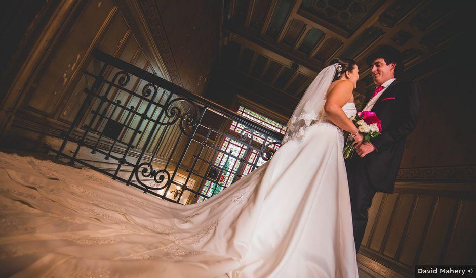 Le mariage de Romain et Stéphanie à Grand-Rozoy, Aisne