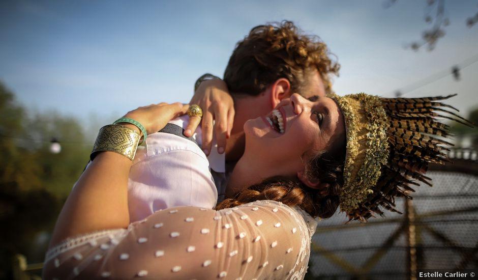 Le mariage de Cezar et Coralie à Lille, Nord