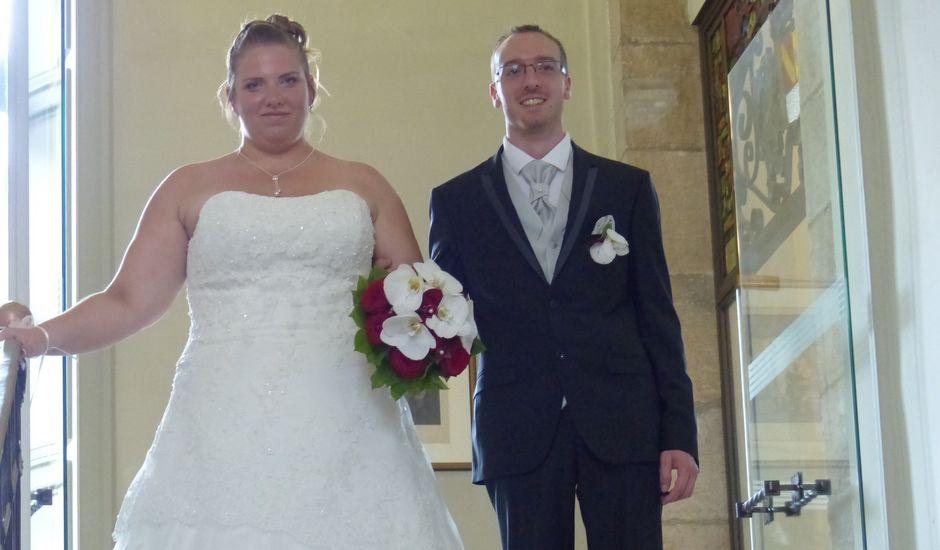 Le mariage de Emilie et Thomas à Lons-le-Saunier, Jura