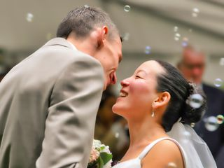 Le mariage de Mélanie et Christophe
