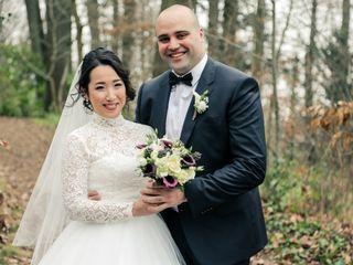 Le mariage de Taeko et Farah 1