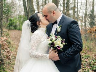 Le mariage de Taeko et Farah 3