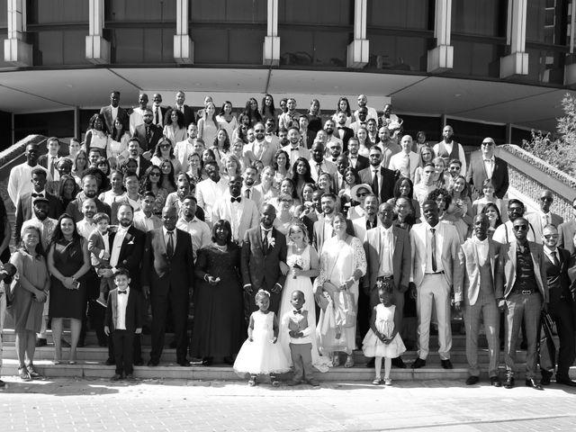Le mariage de Ous et Laura à Galluis, Yvelines 6