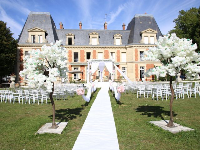 Le mariage de Ous et Laura à Galluis, Yvelines 7