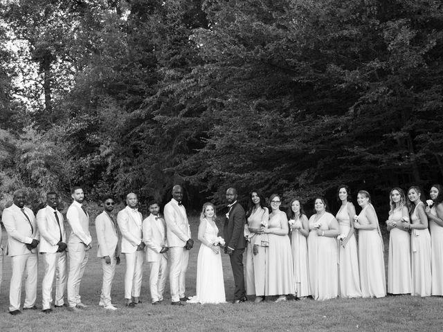 Le mariage de Ous et Laura à Galluis, Yvelines 10