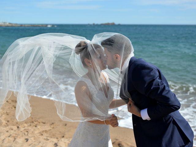 Le mariage de Olivia et Thomas
