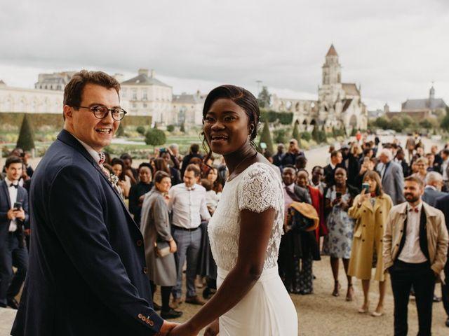 Le mariage de Pierre-Luc et Fifatin à Tour-en-Bessin, Calvados 2