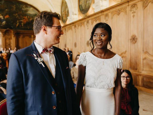 Le mariage de Pierre-Luc et Fifatin à Tour-en-Bessin, Calvados 3