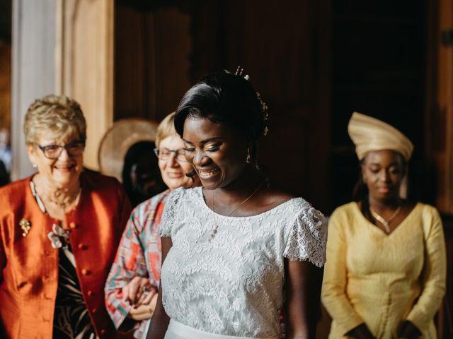 Le mariage de Pierre-Luc et Fifatin à Tour-en-Bessin, Calvados 4