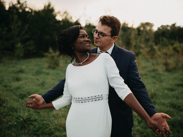 Le mariage de Fifatin et Pierre-Luc
