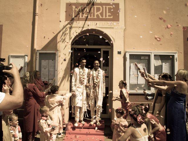 Le mariage de David et Chris à Menton, Alpes-Maritimes 10