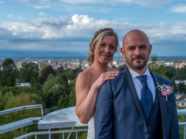 Le mariage de Nicolas et Anne à Rixheim, Haut Rhin 9