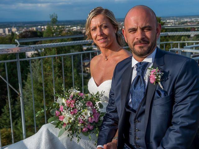 Le mariage de Nicolas et Anne à Rixheim, Haut Rhin 10