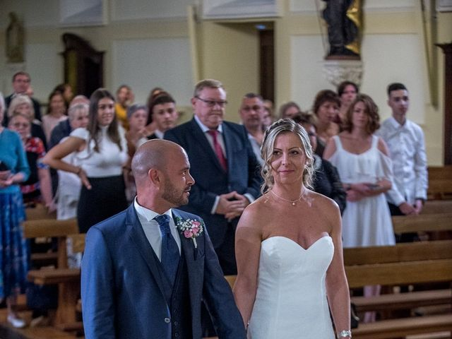 Le mariage de Nicolas et Anne à Rixheim, Haut Rhin 22