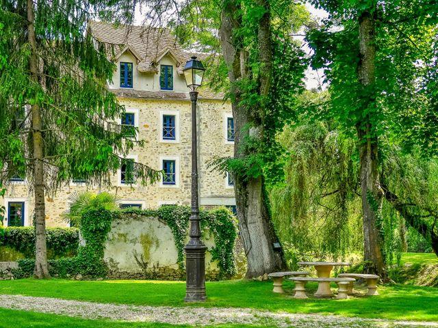 Le mariage de Christophe et Mélanie à Pommeuse, Seine-et-Marne 2