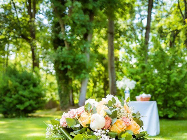 Le mariage de Christophe et Mélanie à Pommeuse, Seine-et-Marne 4