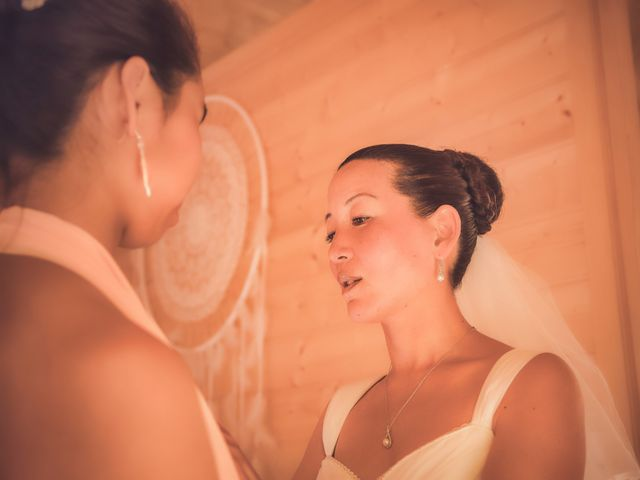 Le mariage de Christophe et Mélanie à Pommeuse, Seine-et-Marne 15