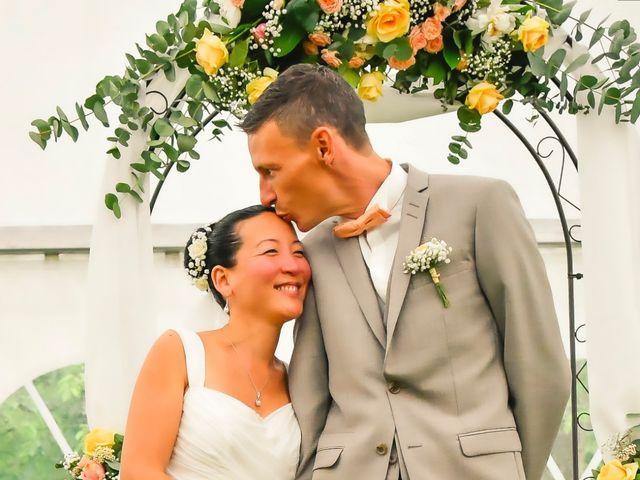 Le mariage de Christophe et Mélanie à Pommeuse, Seine-et-Marne 18