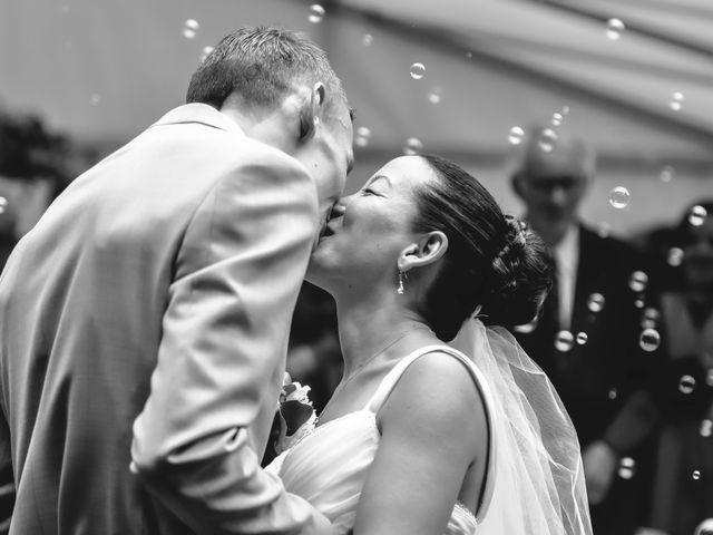 Le mariage de Christophe et Mélanie à Pommeuse, Seine-et-Marne 19