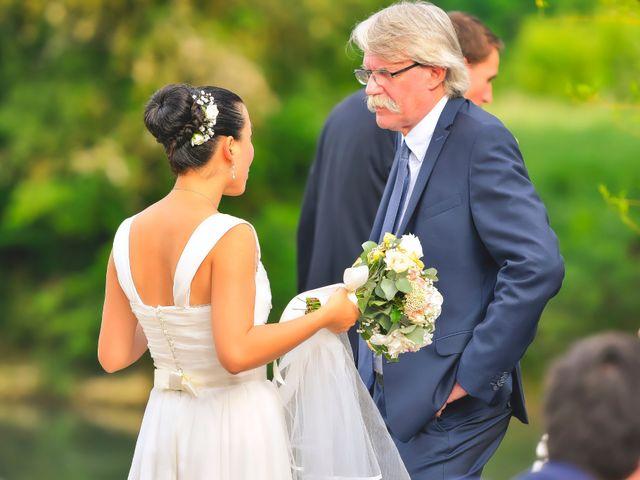 Le mariage de Christophe et Mélanie à Pommeuse, Seine-et-Marne 21