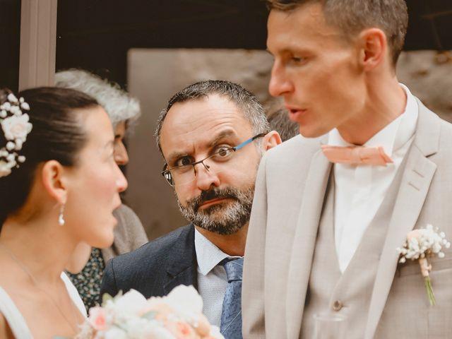 Le mariage de Christophe et Mélanie à Pommeuse, Seine-et-Marne 23