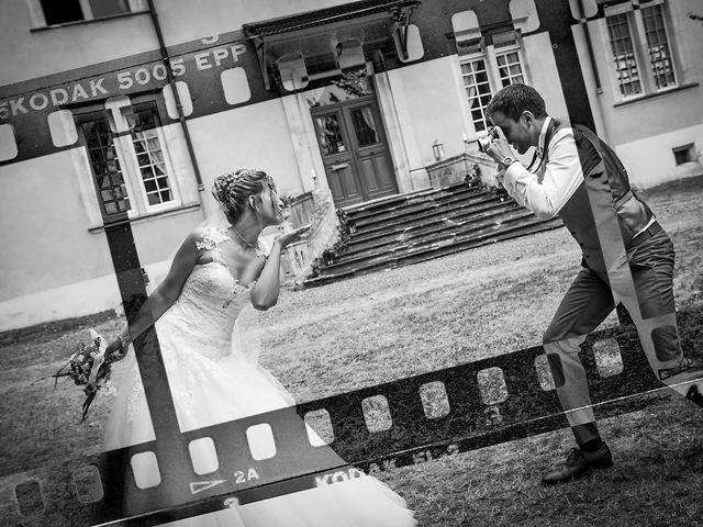 Le mariage de Romain et Cassandre à Fleury, Moselle 8