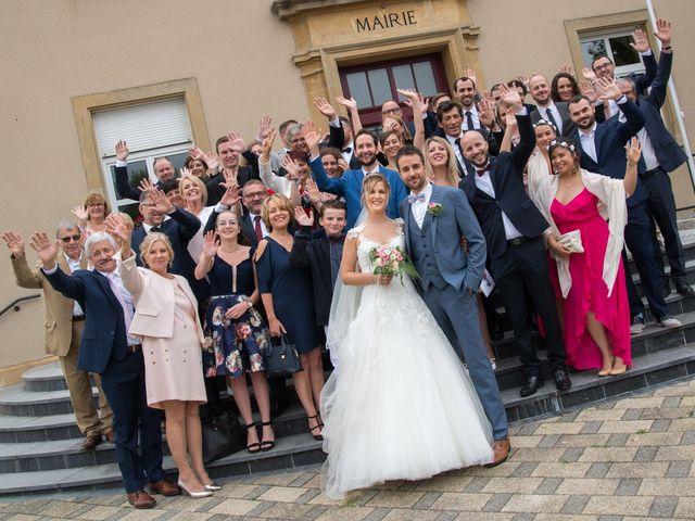 Le mariage de Romain et Cassandre à Fleury, Moselle 9