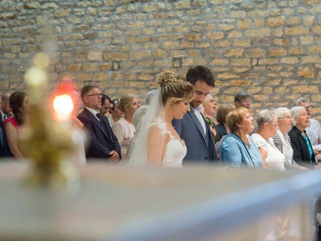 Le mariage de Romain et Cassandre à Fleury, Moselle 11