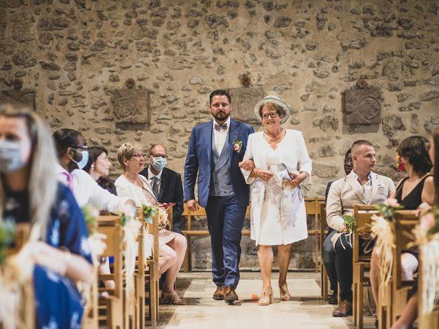 Le mariage de Thierry et Fanny à Lésigny, Seine-et-Marne 17