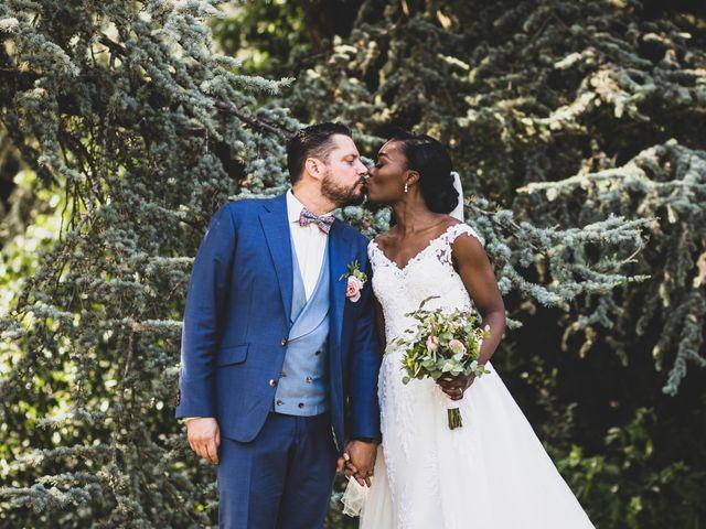 Le mariage de Thierry et Fanny à Lésigny, Seine-et-Marne 22