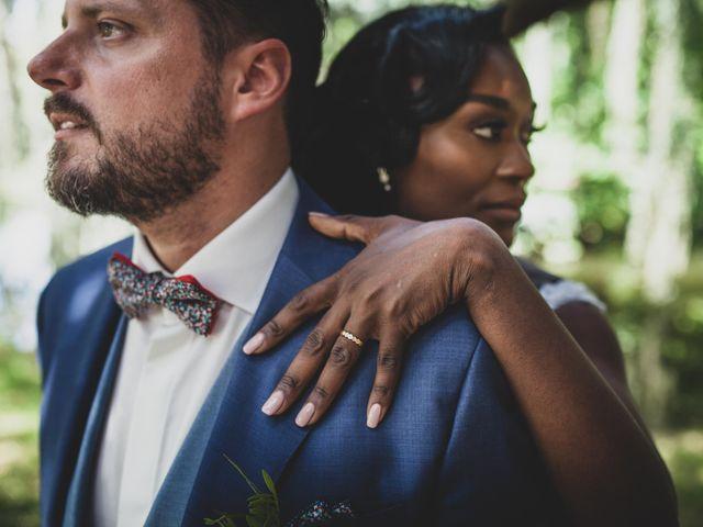Le mariage de Fanny et Thierry