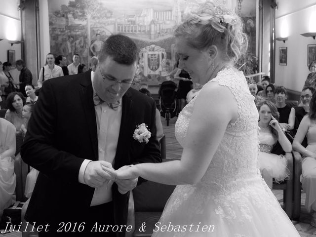 Le mariage de Sebastien et Aurore à Albi, Tarn 1