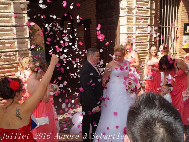 Le mariage de Sebastien et Aurore à Albi, Tarn 2