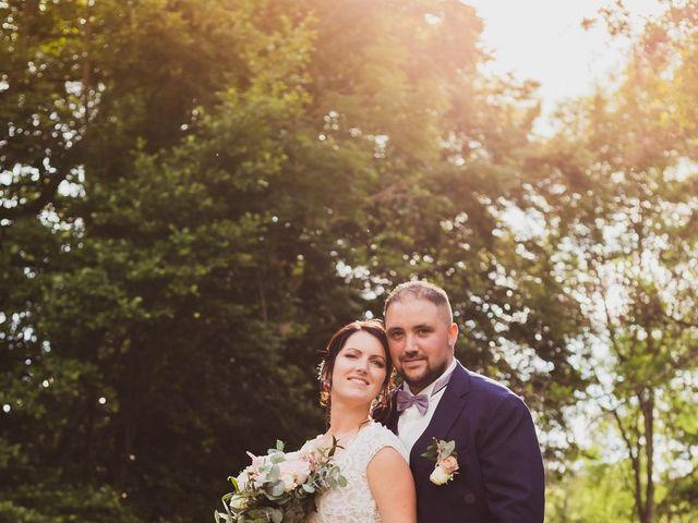 Le mariage de Christophe  et Marine à Montigny-sur-Avre, Eure-et-Loir 4