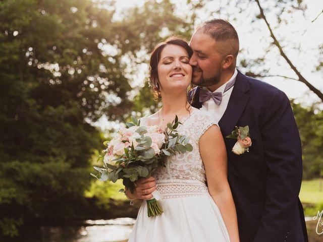 Le mariage de Christophe  et Marine à Montigny-sur-Avre, Eure-et-Loir 2