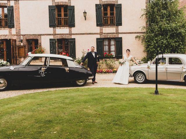 Le mariage de Christophe  et Marine à Montigny-sur-Avre, Eure-et-Loir 5